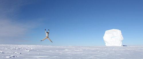 Jak daleko je Jižní pól od vašeho města?