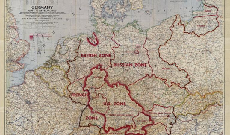 Vytváří se velká digitální knihovna historických map