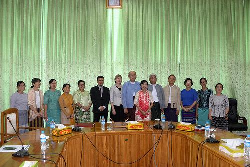 Barma otevírá světu i své vědecké informace