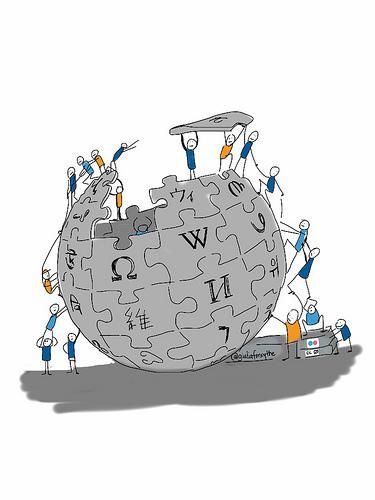 Ve Wikipedii nyní citujte miliony knih jednoduše