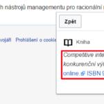 Citace Wikipedia
