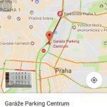 Google Mapy_parkování