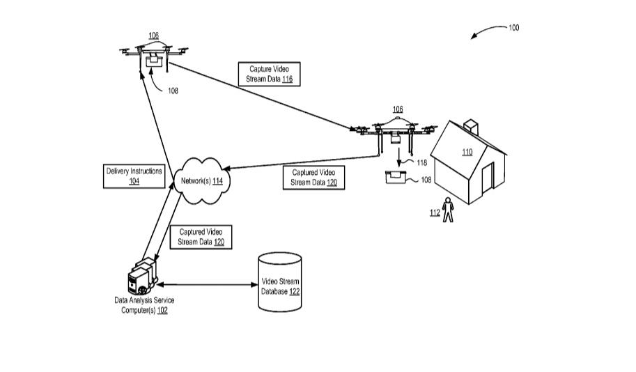 patent informační gramotnost amazon
