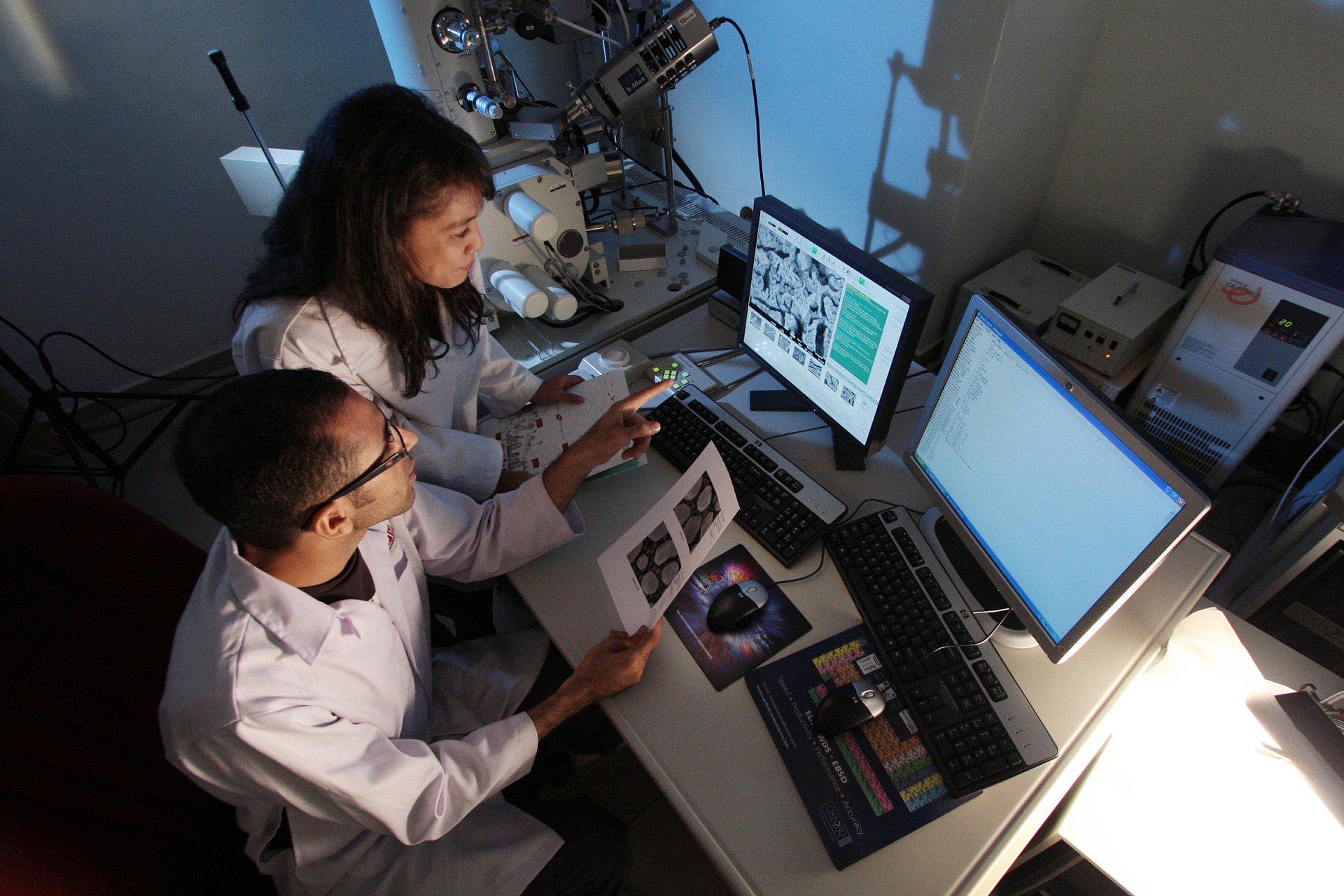 Informační služby pro vědu a výzkum