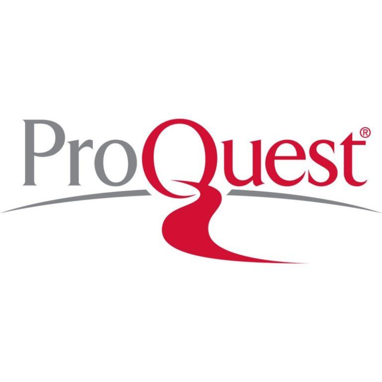 Záznamy disertací z Proquestu jsou nyní i na Google Scholar