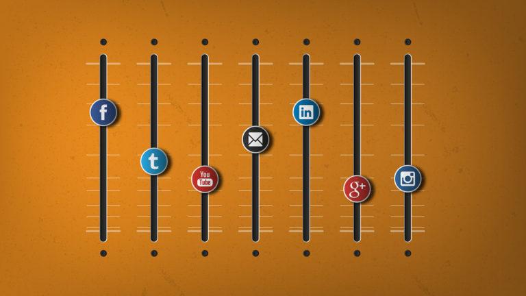 Sociální média: některé zajímavé statistické vhledy