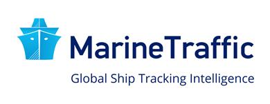 Obr. 1 Logo společnosti MarineTraffic(2019)